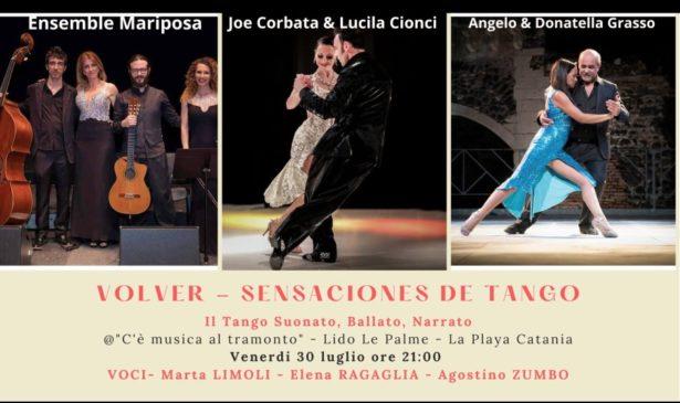 tango argentino a Catania