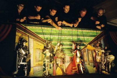 marionette fratelli Napoli