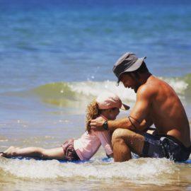 surf bambina onda fenicia