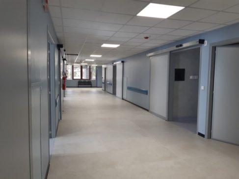 ospedale acireale nuovi locali pronto soccorso ospedale