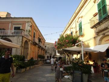 Ragusa Ibla monumenti ristoranti strada