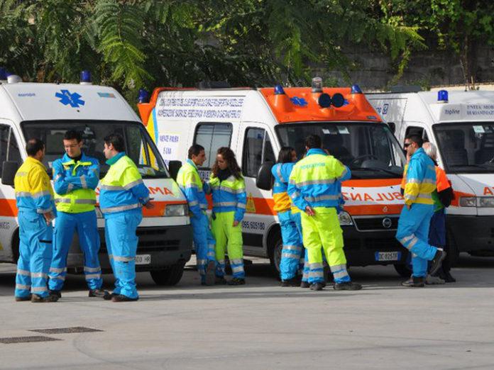 ascolto acireale misericordia ambulanza