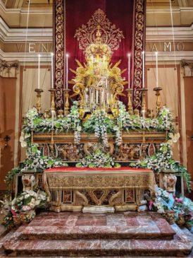 autonomia sacramentale chiesa maria del monte carmelo