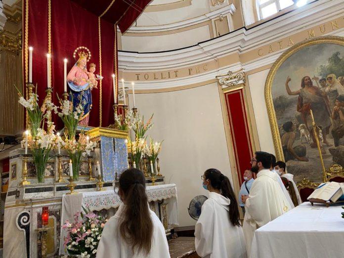 festa Madonna Buona Nuova