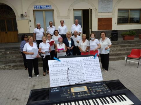 coro Università popolare di Acireale