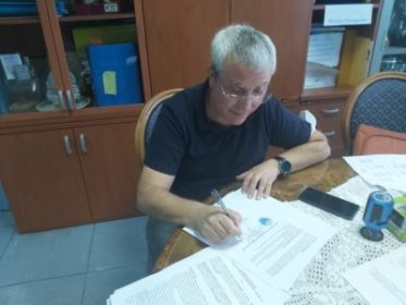 dott.Alfredo Distefano- partenariato con Alberghiero Giarre