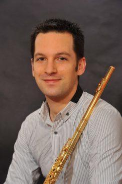 Enrico Luca flautista