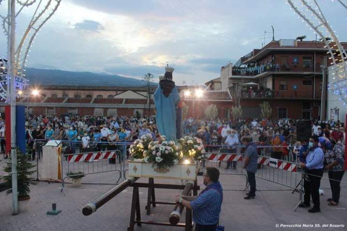 Fiumefreddo, Madonna della Catena