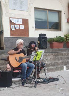 Gesuele Scicca e Daniela Greco