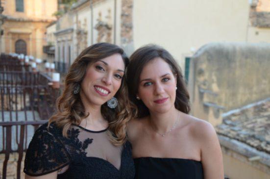 Giulia Mazzara e Giulia Russo