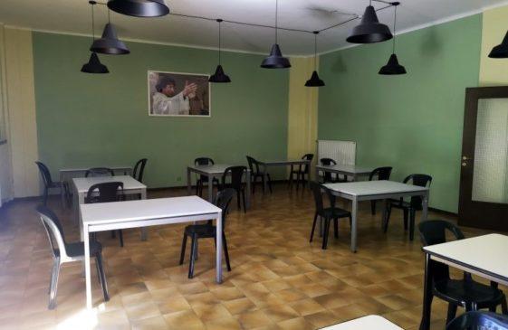 la mensa di don Roberto malgesini