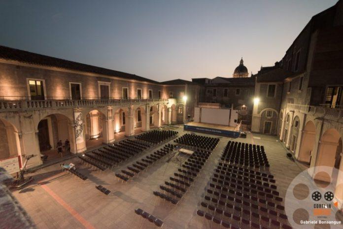 Palazzo della cultura -Catania