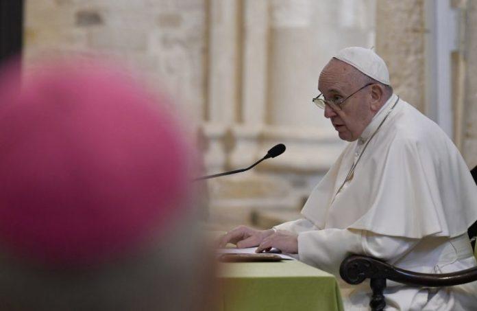 papa Francesco-cammino sinodale