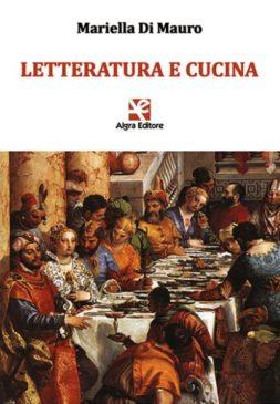 copertina di Letteratura e cucina