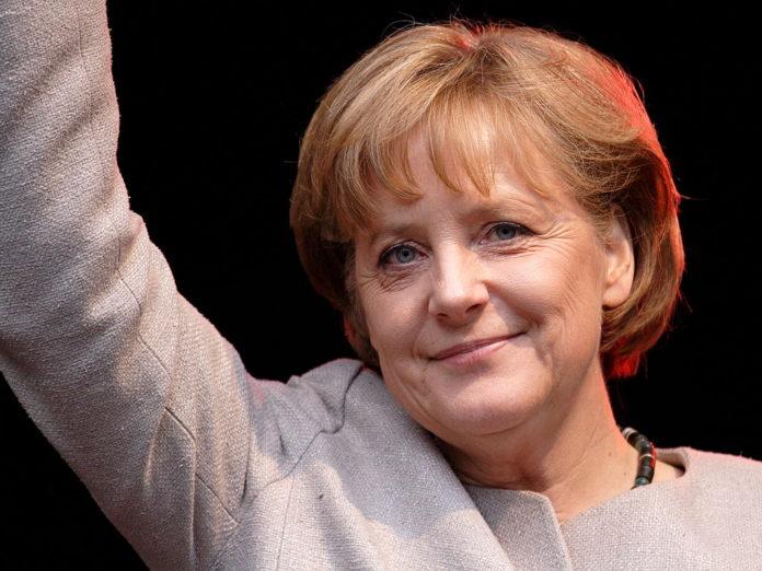 Merkel cancelliera Germania