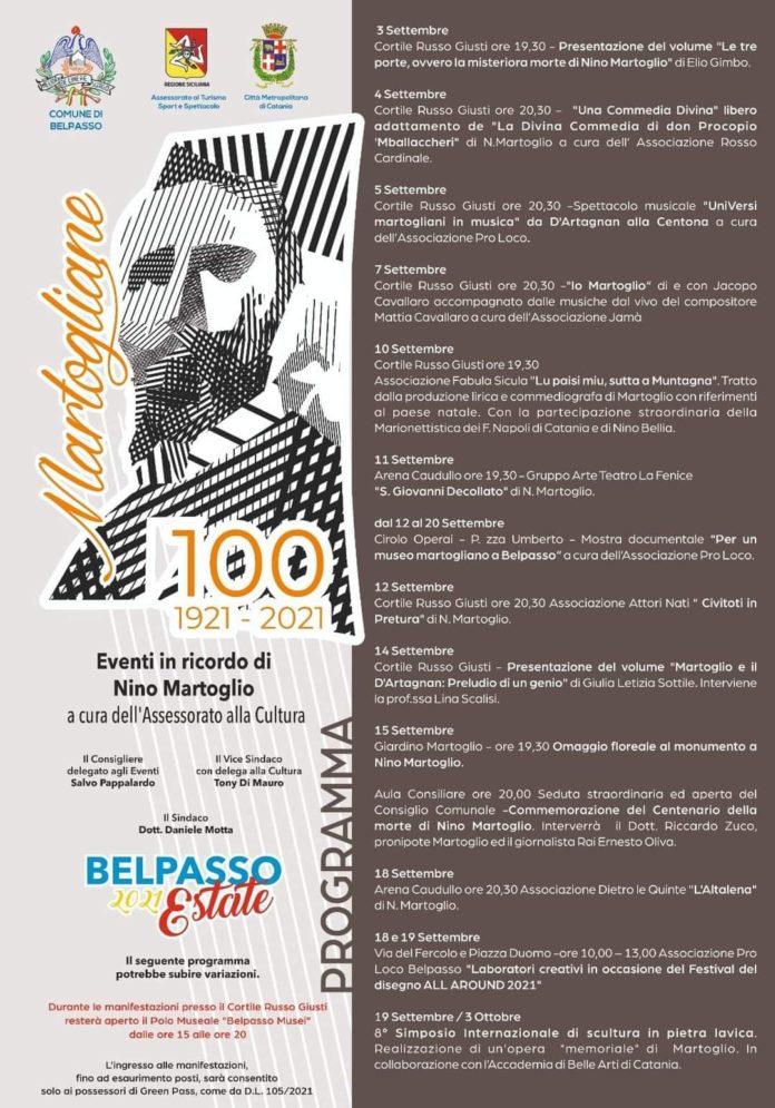 Nino Martoglio Belpasso
