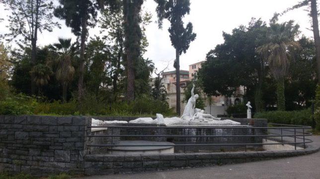 pulizia villa belvedere