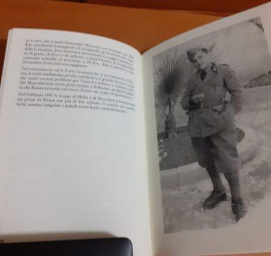 ricordi di guerra, pagine