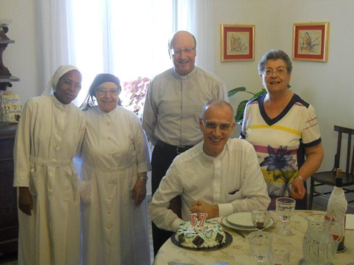 comleanno vescovo Raspanti